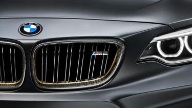 BMW M Performance Parts M2 grille