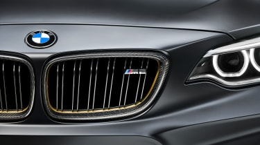 BMW M Performance Parts M2 grille