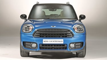New MINI Countryman - full front