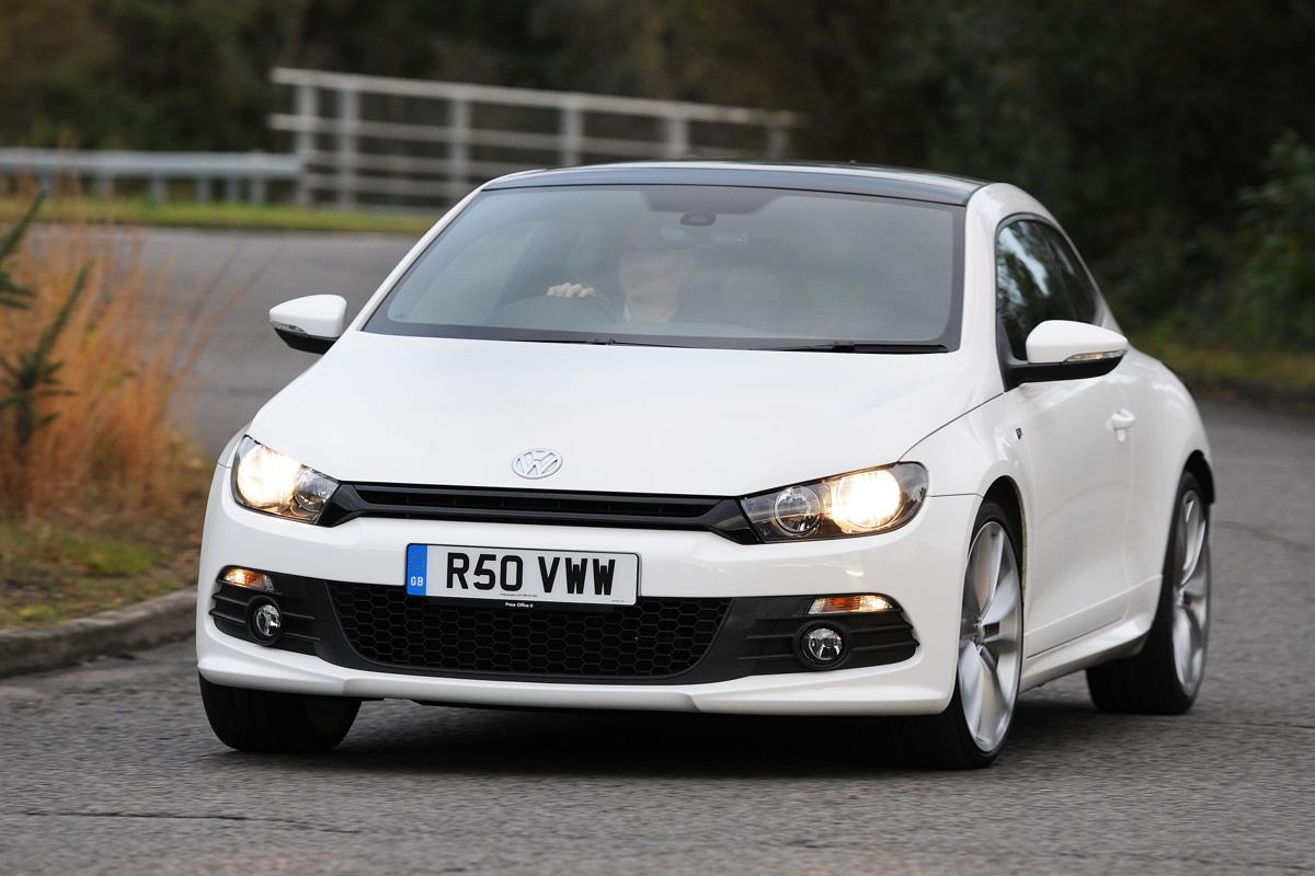 Volkswagen Scirocco R Line Review Auto Express