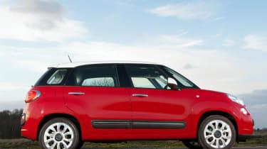 Used Fiat 500L - side