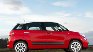 Used Fiat 500L - side