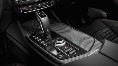 Maserati Levante Trofeo - transmission