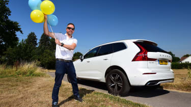 Volvo XC60 long-term test - second update header