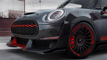 MINI JCW GP1 Concept - front detail