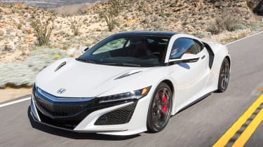Most underrated cars - Honda NSX