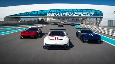 Aston Martin Vulcan - track 2