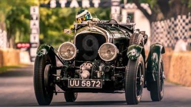 Bentley Blower continuation - Goodwood