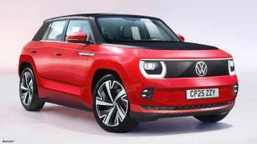 Volkswagen ID. Life GTX - exclusive image