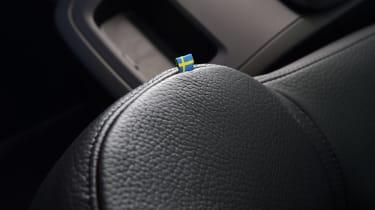 Volvo V60 D3 - seat detail
