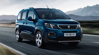 Peugeot Rifter - front