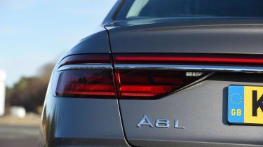 Audi A8 - taillight