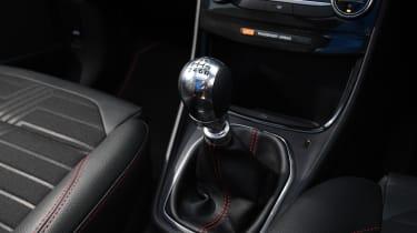 Ford Puma - gearbox