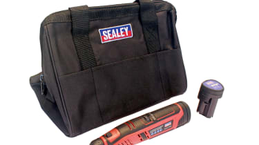 Sealey 12V Cordless Rotary Tool & Engraver Kit CP1207KIT