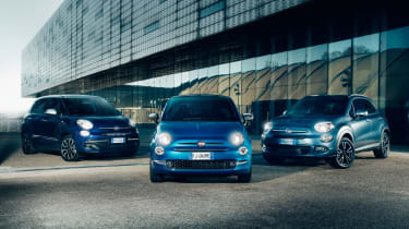 Fiat 500 Mirror special edition 2018