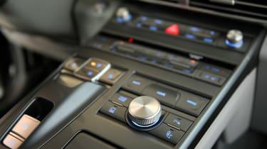 Hyundai NEXO - buttons