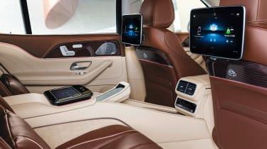 Mercedes-Maybach GLS - rear seats