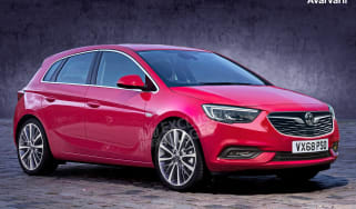 Vauxhall Corsa - front (watermarked)