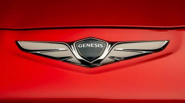 Genesis G70 Shooting Brake - badge