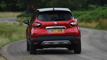 Renault Captur - rear