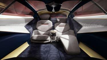 Aston Martin Lagonda Vision concept - cabin