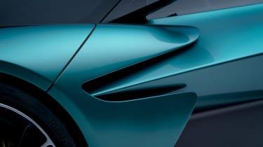Aston Martin Valhalla - side detail