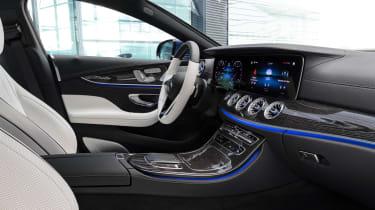 Mercedes CLS - cabin