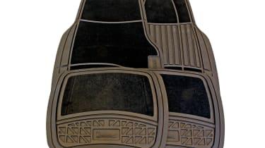Michelin Carpet & Rubber 4-piece Mat Set 98614