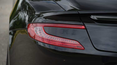 Aston Martin Vanquish S Volante - tail-light