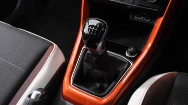 T-Cross - gear lever