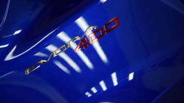 Best of British - Lotus - Evora 400 badge
