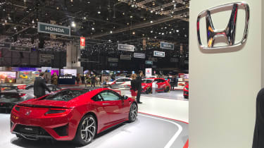 Geneva Motor Show 2018 - Honda