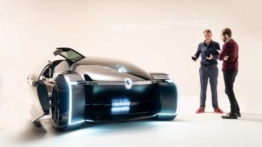 Renault EZ-Ultimo - Johnny Burn