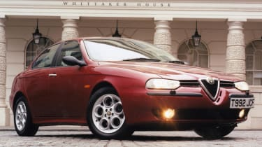 Italian modern classics - Alfa Romeo 156
