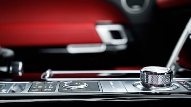 Range Rover SVAutobiography Dynamic 2017 - centre console