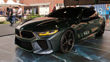 Goodwood Festival of Speed - BMW M8 Gran Coupe Concept