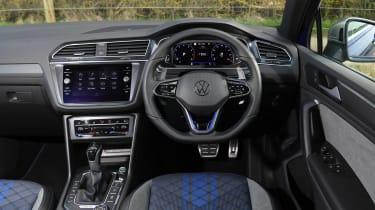 Volkswagen Tigun R - dash
