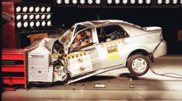 Chinese crash test shame