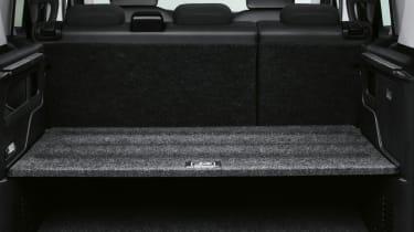 Fiat Doblo 2015 - boot