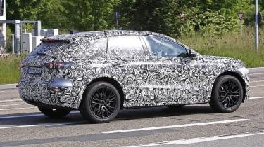 Audi Q6 e-tron - spyshot 5