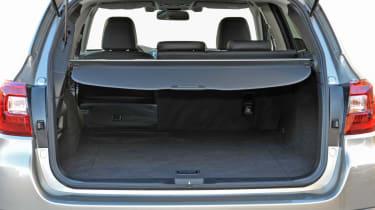 New Subaru Outback 2015 boot