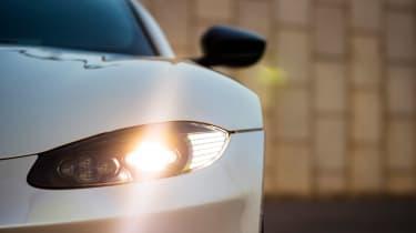 Aston Martin Vantage - front light