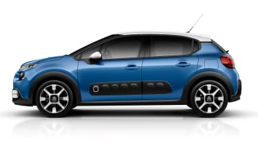 Citroen C3 2016 - blue side