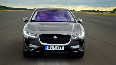 Jaguar I-Pace - full front