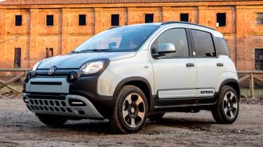 Fiat Panda Mild Hybrid - front static
