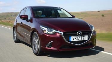 Mazda 2 - front