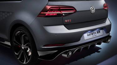Volkswagen Golf GTI TCR - rear detail