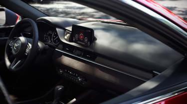 Mazda 6 - interior