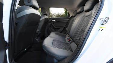 Audi A1 Citycarver - rear seats
