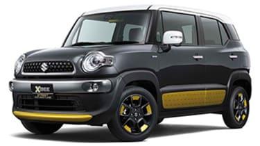 Suzuki XBEE Street Adventure - front